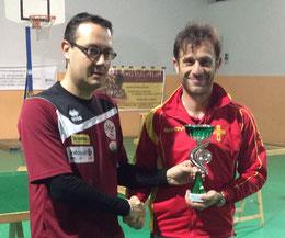 Michele Magrì finalista cat. Open
