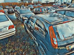 Airparks Parkplatz Flughafen Köln-Bonn