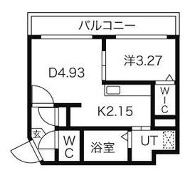 エムセーナ麻生・札幌市賃貸・デザイナーズマンション・賃貸ギャラリー