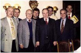 Die Gründungsmitglieder des KC Baden-Baden trafen sich im am 27. Februar 1997 im Baden-Badener Stadtteil Neuweier.