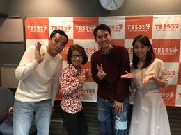 綾戸智恵 ナイツ TBSラジオ