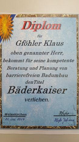 Badsanierung - www.vitabad.at