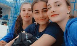 Marlene, Hazel, Viktoria