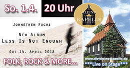 Johnethen Fuchs live