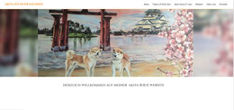 Japan Akita, Hund, Zucht, Hundezucht, Japan Akita e.V., Heike Hübner, Sachsen, Akitazuechter-Sachsen, Akitazüchter