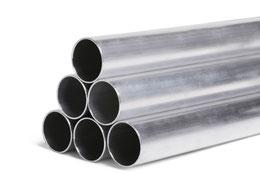 Aluminium-Rohre, Aluminiumrohr