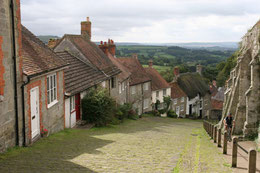 Shaftesbury - Golden Hill