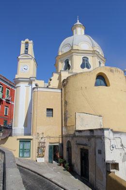 Santa Maria delle Grazie auf Procida