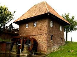 Wassermühle Brügge