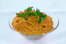 Термомикс TM31 / TM5: Салат из моркови - www.Lubas-Kochwelt.de