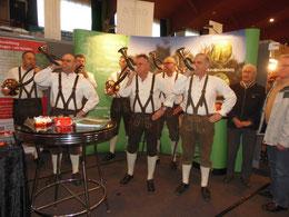 A-Gruppe Jaghorn im Jagdverein Hubertus Gießen