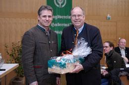 Dieter Mackenrodt und Hartwig Fischer