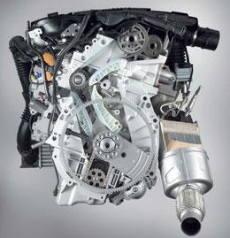 Motor N47 de BMW que se monta en BMW, MINI y TOYOTA