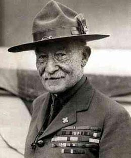 Lord Baden-Powell - Scouting Johan v/d Veecken