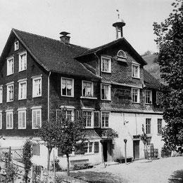 Gasthaus und Mühle zur Glocke