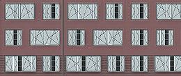 Zur Waldstraße erhält der Neubau eine rote Klinkerfassade wie die bestehenden Gebäude.