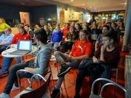 Generalversammlung der Schülergenossenschaft (Foto: KGS)
