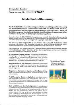 Produktflyer Seite 1 von 1995