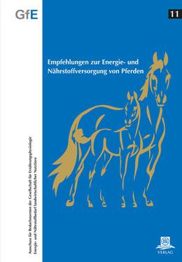 Die neuen Versorgungsempfehlungen für Pferde sind im November erschienen. Bild: DLG-Verlag