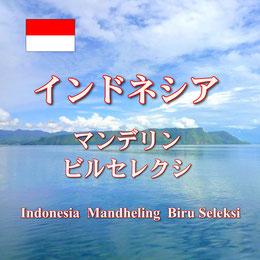 インドネシア マンデリン ブルーリントン