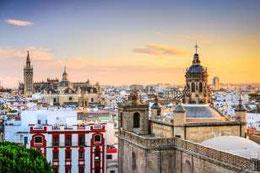 Shorttrip zum (Weihnachts-)Shopping: Sevilla. Quelle: THINKSTOCK