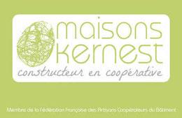 Maisons Kernest, constructeur maison bois (à ossature) en Bretagne et en Pays de Loire