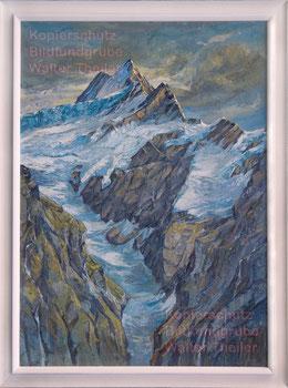 Schreckhörner, Berner Oberland