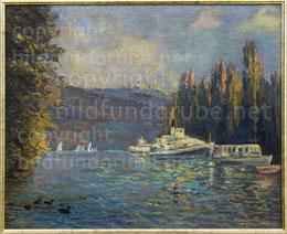 Dampfschiffhafen Thun
