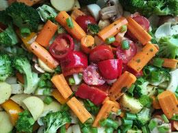 Rezepte mit Gemüse