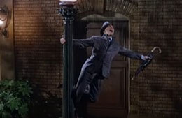 Gene Kelly ♪ Singing in the rain ♫