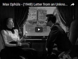 voir le film de Max Ophüls (1948) avec Joan Fontaine et Louis Jourdan