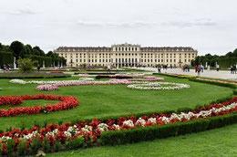 Le château de Schönbrunn est classé au patrimoine mondial de l'Unesco depuis 1996.