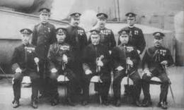 日本海海戦時の連合艦隊司令部