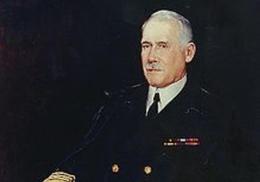 Wiliam V. Pratt 大将