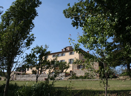 Terre di Nano a country villa in southern Tuscany's Val d'Orcia