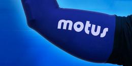 """La """"Motus Sleeve"""" ci si aspetta che oltre 20 squadre di MLB la usino nella stagione 2015 (Immagine da Motus Global)"""
