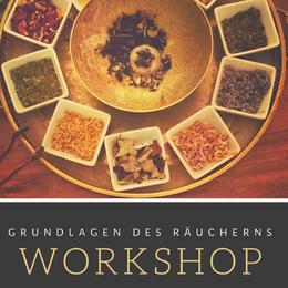 Grundlagen des Räucherns - SOULGARDEN Workshops