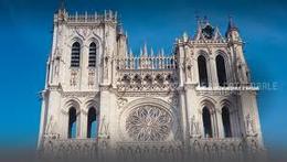 Magnifique Cathédrale d'Amiens