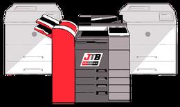 JTB Bürotechnik Marken unabhängige Beratung Laserdrucker