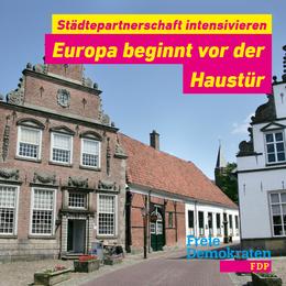 Die niederländische Stadt Oldenzaal liegt in der Region Twente in der Provinz Overijssel und ist ab Rheda-Wiedenbrück in etwa 1,5 Stunden erreichbar.
