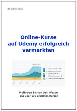 eBook: Online-Kurse auf Udemy erfolgreich vermarkten