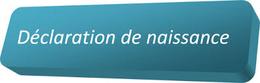 Déclaration Naissance