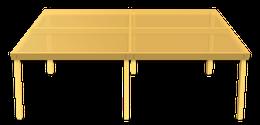Modellbahn Unterbau