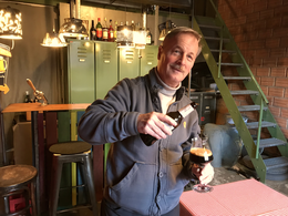 Roland Leuenberger, Schweizer Bier-Sommelier, Vorträge, Degustationen, Apéros, Events, Teamanlässe
