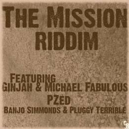 played drums on THE MISSION RIDDIM, released august 2012 (culture rock records), feat. Ginjah & Michael Fabulous - PZed - Banjo Simmonds & Pluggy Terrible