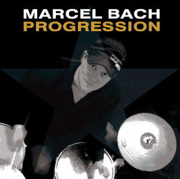 Marcel Bach - Progression (2008) / Marcels zweite Solo CD / experimenteller Progressive Rock