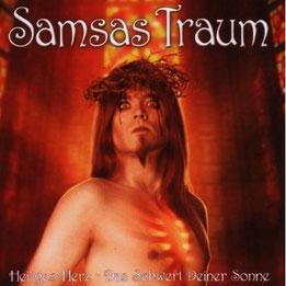 """Samsas Traum - Heiliges  Herz (2007) / Drums in dem Track """"Bis an das Ende der Zeit"""""""