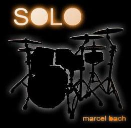 Marcel Bach - Solo (2009) / Marcels dritte Solo CD bietet 14 reine Solo-Schlagzeug & Percussion Tracks mit experimentellen Sounds