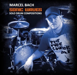 Marcel Bach Sonic Waves (2014), pure solo drumming