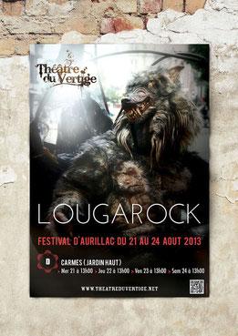 Theatre du Vertige - Aurillac 2013
